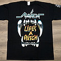 RAVEN - Life's A Bitch (T-Shirt)
