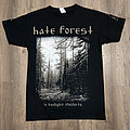 Hate Forest - TShirt or Longsleeve - HATE FOREST - To Twilight Thickets (T-Shirt)