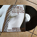Impaled Nazarene - Tape / Vinyl / CD / Recording etc - IMPALED NAZARENE – Absence Of War Does Not Mean Peace (Black Vinyl) Ltd. 250...