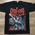 Leviathan - TShirt or Longsleeve - LEVIATHAN - Massive Conspiracy Against All Life (T-Shirt)