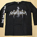 NOKTURNAL MORTUM - Verity Logo (Long Sleeve T-Shirt)