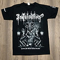 Inquisition - TShirt or Longsleeve - INQUISITION - Invoking The Majestic Throne of Satan (T-Shirt)