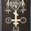 HORNA - Cross (Backpatch)