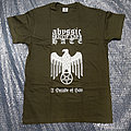 ABYSSIC HATE - A Decade Of Hate (T-Shirt Olive)