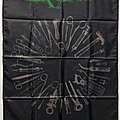 Carcass - Other Collectable - Carcass - Tools of the ... (Flag)
