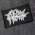 OLD FUNERAL - Logo 115X70 mm (embroidered patch)