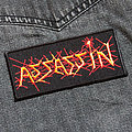 Assassin - Patch - ASSASSIN - Logo 110X50 mm (embroidered)