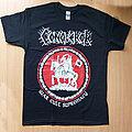 CONQUEROR - War Cult Supremacy (T-Shirt)