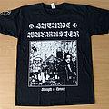 SATANIC WARMASTER - Strength And Honour (T-Shirt)