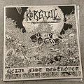 Körgull The Exterminator – Metal Fist Destroyer (Black Vinyl) Tape / Vinyl / CD / Recording etc