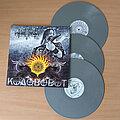 Nokturnal Mortum - Tape / Vinyl / CD / Recording etc - NOKTURNAL MORTUM – Kolovorot (1st Press Triple Grey Vinyl) 100 Copies