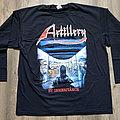 ARTILLERY - By Inheritance (Longsleeve T-Shirt)