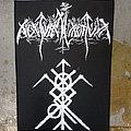 Nokturnal Mortum - Patch - NOKTURNAL MORTUM - Verity (White Print) Backpatch