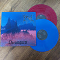 Evol - Tape / Vinyl / CD / Recording etc - EVOL ‎–  Dreamquest (Blue & Red Vinyl) Limited to 200 copies
