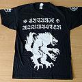 Satanic Warmaster - TShirt or Longsleeve - SATANIC WARMASTER - Opferblut (T-Shirt)