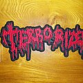 Terrorizer - Patch - Terrorizer back shape