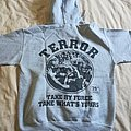 Old-school Terror hoodie