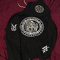 Mare - Drink from the fires of death hoodie