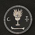 Sortilegia - Pin / Badge - Sortilegia - Acherontic Arts badge