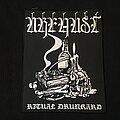 URFAUST - Patch - Urfaust - Ritual Drunkard back patch