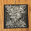 Nigrummagia - Patch - Nigrummagia / Hellfire Deathcult Split/LP patch