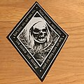Funeral Harvest - Patch - Funeral Harvest Back Patch