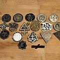 Deus Mortem - Pin / Badge - Collection I