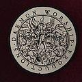 Daemon Worship Productions - Patch - DWP Sigil