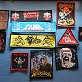 Sepultura - Patch - some of the patches i might want to get rid of