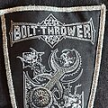 Bolt Thrower - Patch - Bolt Thrower Slaanesh patch