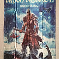 Amon Amarth - Other Collectable - Amon Amarth - Jomsviking Flag (cloth poster)