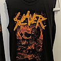 Slayer Final Tour 2018-2019 T-Shirt (Final Leg)