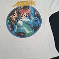 Spreading The Disease Tour T-shirt Europe 1986 Size = Large