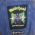 Denim Motörhead Vest Battle Jacket