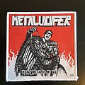 Metalucifer - heavy metal is my way patch