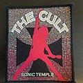 The Cult - sonic temple patch