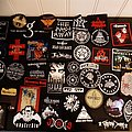 goth/post-punk patches