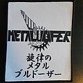 Metalucifer - Patch - Metalucifer - moonrune patch