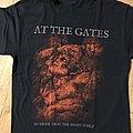 At The Gates - TShirt or Longsleeve - At the gates tour shirt 2019