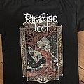 Paradise Lost Tour Shirt 2016