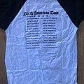 Obituary tour shirt