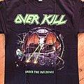 Overkill TShirt or Longsleeve