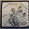 Metallica ... and Justice for all Patch