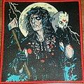 Alice Cooper woven Patch