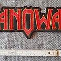 Manowar Vintage Patch