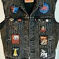 Morbid Angel - Battle Jacket - First jacket