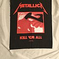 Metallica - Patch - Kill 'Em All Backpatch