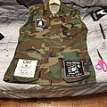 Grief - Battle Jacket - Camoflauge Crustfukk