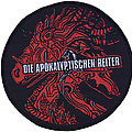 Die Apokalyptischen Reiter - Patch - Not a fan of high shipping costs