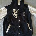SLAPSHOT - Battle Jacket - Slapshot varsity jacket